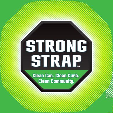 strong strap logo